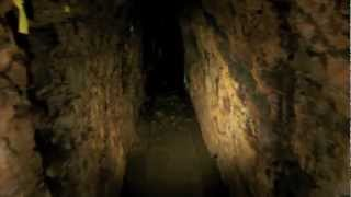 preview picture of video 'Abandoned Gold Mine New Zealand - Coromandel Lillis Mine'