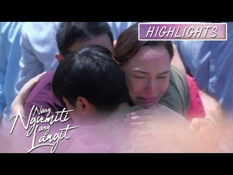 Joseph reunites with Ruth and Benjie | Nang Ngumiti Ang Langit (With Eng Subs)