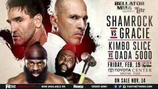 Ken Shamrock Vs Royce Gracie Announced For Bellator 149 And More On Newsmakers