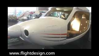 Flight Design News at AERO 2012 by AvWeb