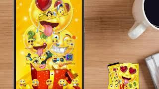 Lively Emoji Theme