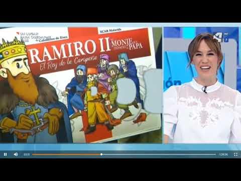 BioCuento de Ramiro II, el Monje, El Rey Aragonés que desafió al Papa