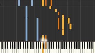 Somos Novios (Andrea Bocelli & Katharine McPhee) - Piano accompaniment tutorial