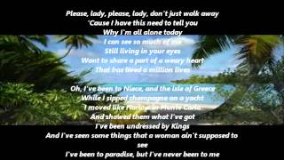 Charlene D'Angelo - I've Been To Paradise, But I've Never Been To Me + Sing-along Lyrics on screen