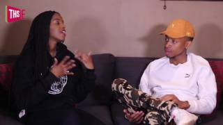 Family Tree's Tshego chats to This Entertainment