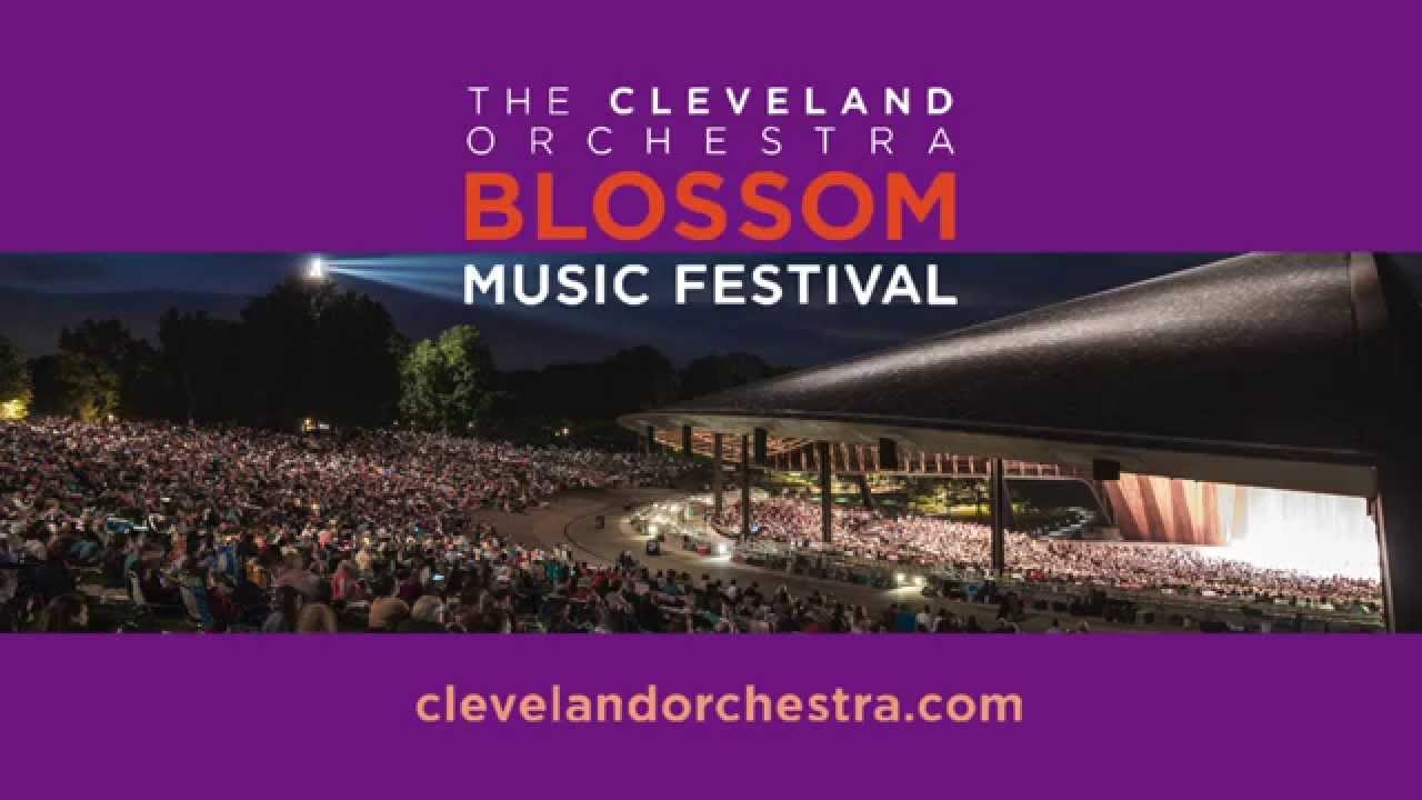 The Cleveland Orchestra 2015 Blossom Labor Day Weekend Concert TV Spot