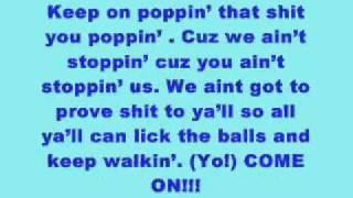 D12 Keep Talking Lyrics
