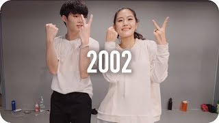 2002   Anne Marie  Ara Cho Choreography