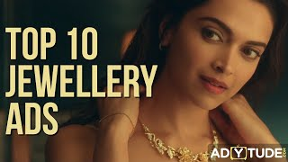Top 10 Jewellery Ads  Ads That Will Make You Feel Beautiful & Make You Shop  Best Jewellery Ads Ever