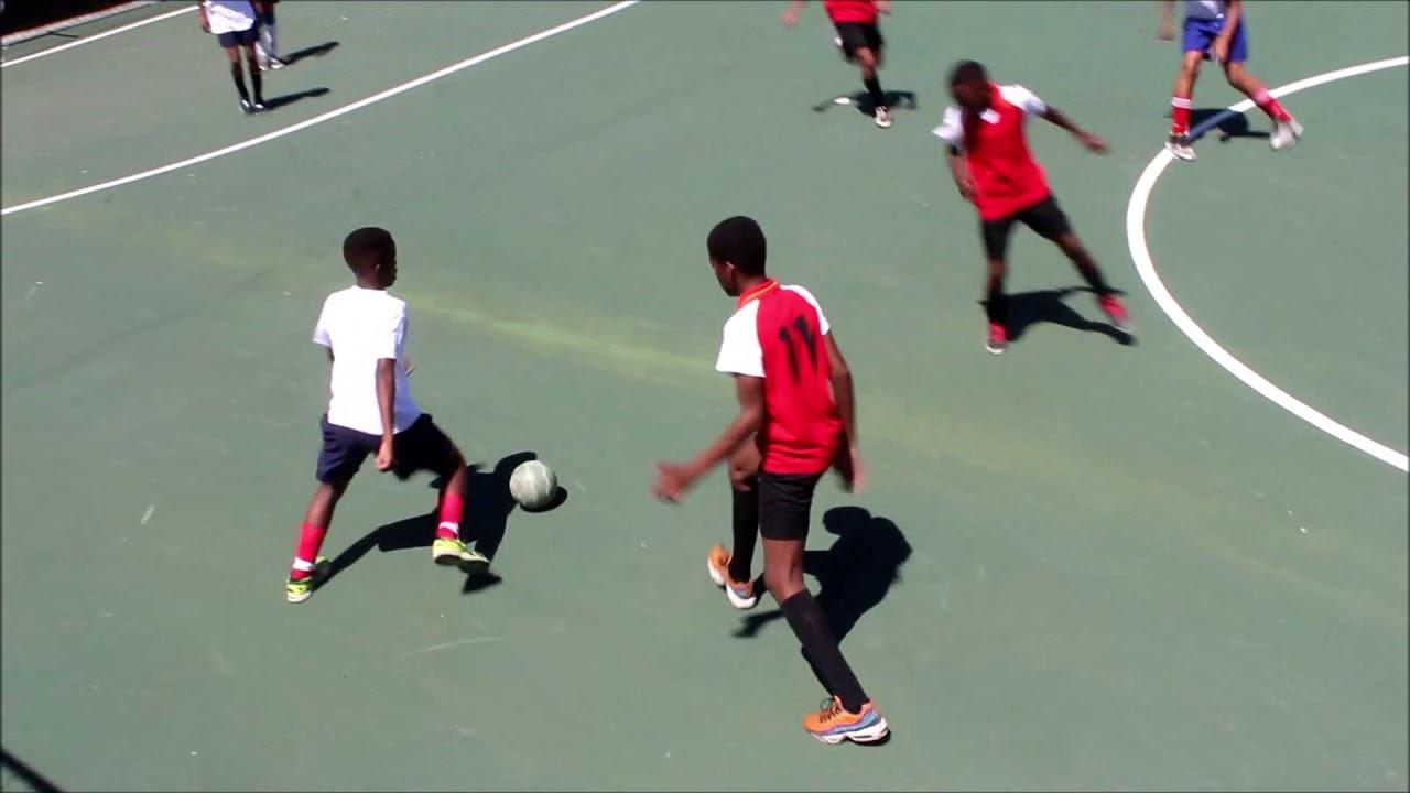 U-14 Tygerberg Futsal League - Week 7: Metro Blitz vs YMO 2