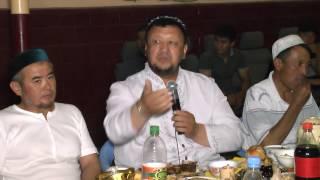 Ауызашар-2017 - Ата ана мен перзент арасындағы .../ Абдугаппар Сманов