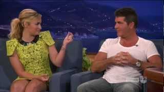 Demi Lovato & Simon Cowell   Funny Moments [part 1/5]