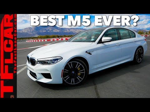 Is The New 600 HP AWD 2018 BMW M5 Fantastic Or Flawed?