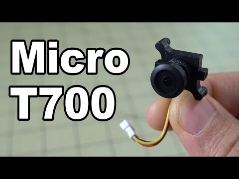 Micro T700 CMOS FPV Camera Review