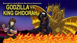 Brandon's Cult Movie Reviews: GODZILLA VS. KING GHIDORAH