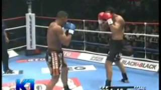 Badr Hari vs Alistair Overeem k1  2009