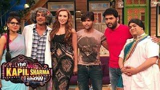 The Kapil Sharma Show  Iulia Vantur & Himesh Reshammiya  Aap Se Mausiiquii Promotion