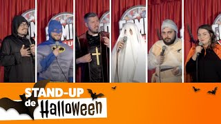 Stand-up de Halloween - Comics Club