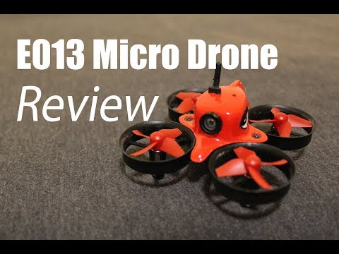 Eachine E013 Micro Drone Review! Best Beginner Drone Only 68$