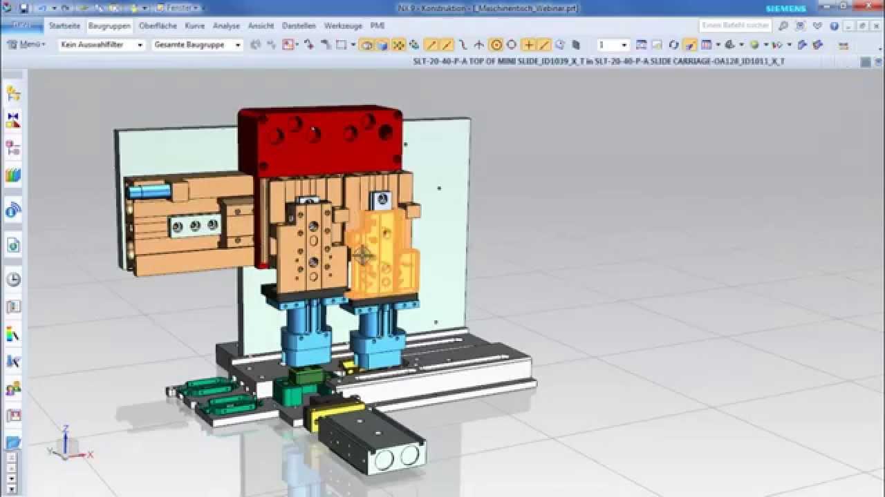 Vorschaubild: NX Tutorial: Arbeiten mit Fremddaten