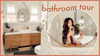 My Bathroom Tour!   WahlieTV EP677