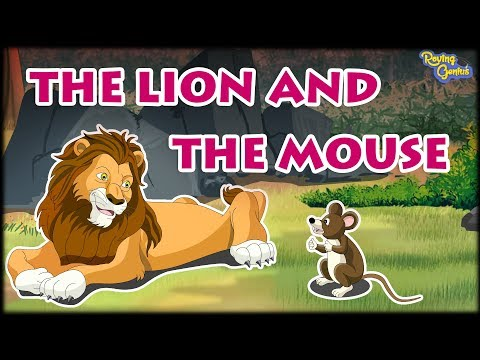 Fable: The Lion and the Mouse