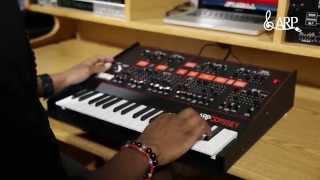 Arp Odyssey - Video