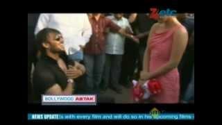 Vivek Oberoi, Neha Sharma promote 'Jayantabhai Ki Luv Story'
