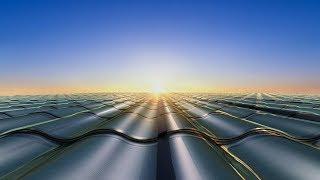 Hantiles | Hanergy Solar Roof Tiles for Denny