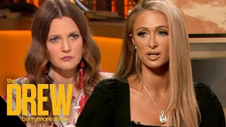 Paris Hilton Opens Up to Drew About Her Traumatic Past and Experiences as a Survivor