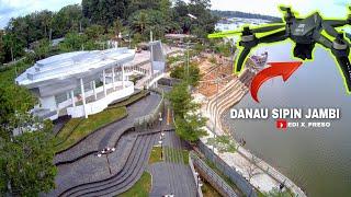 DANAU SIPIN JAMBI / MJX BUGS-5W / FOOTAGE MJX BUGS-5W