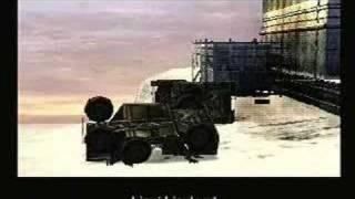 Metal Gear Saga:The Many Deaths Of Liquid Snake