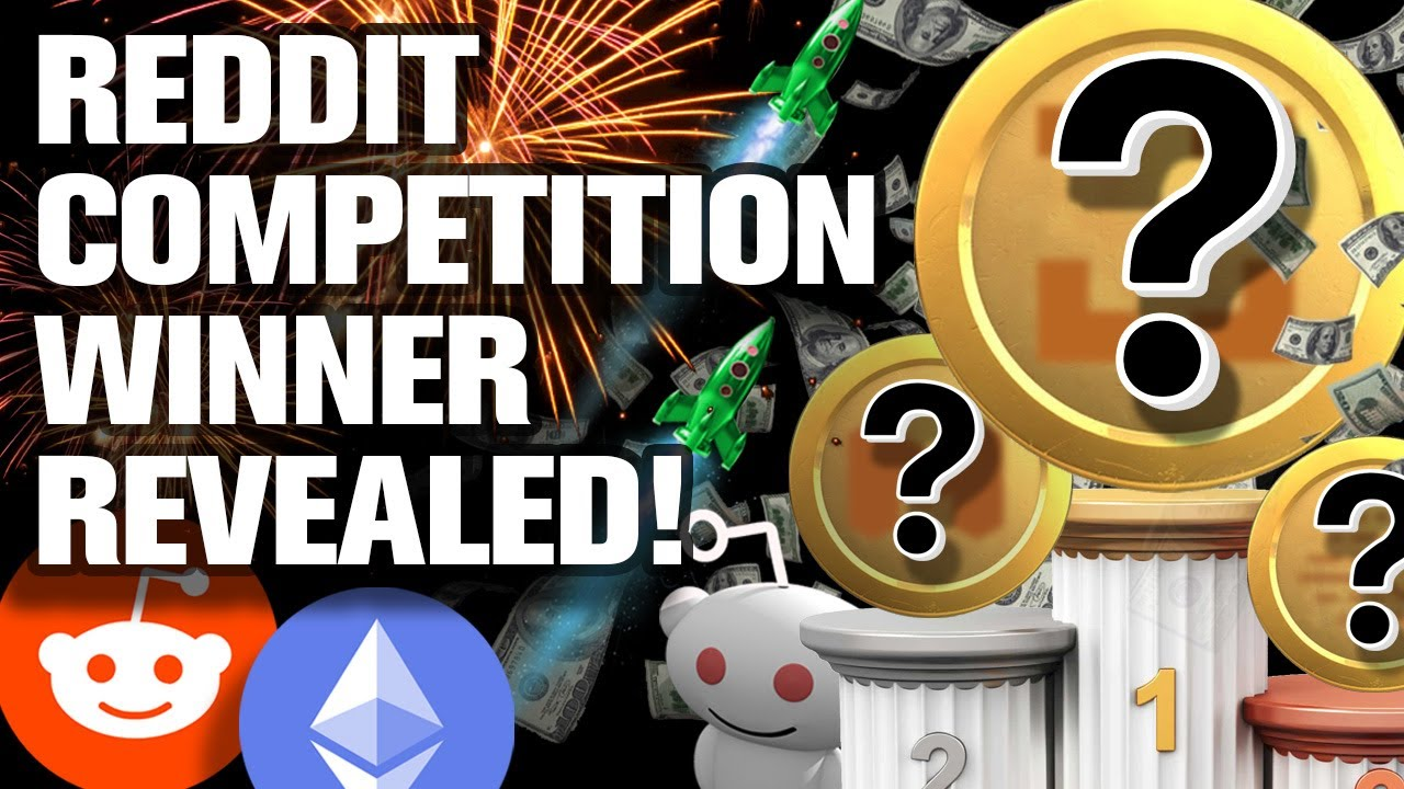 #1 ALTCOIN to EXPLODE!! Why!? Reddit + Ethereum!!