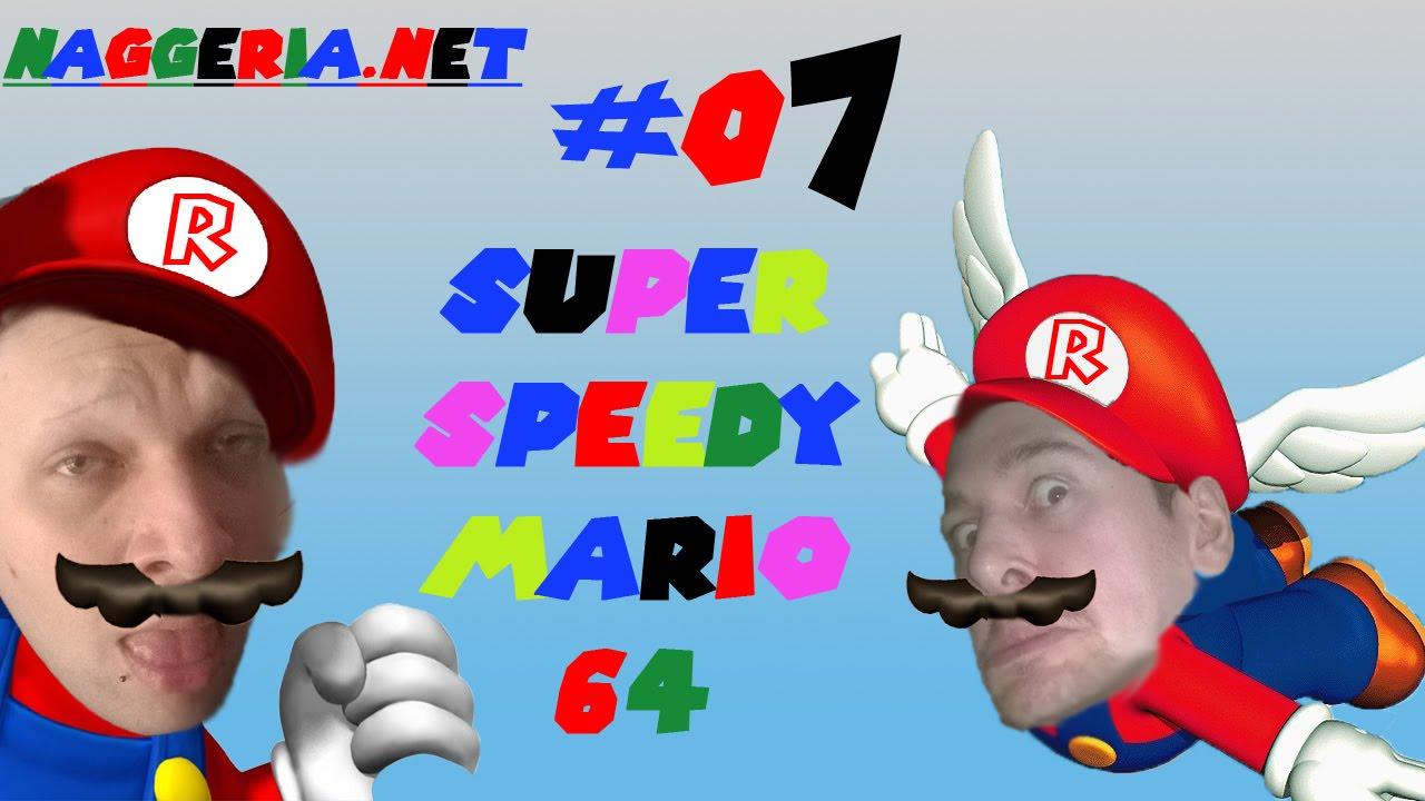 Super Speedy Mario 64 – Part #07