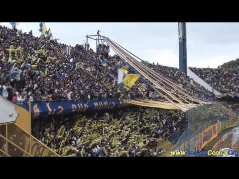 """""""""""Los leprosos tienen miedo"""" - Hoy más que nunca... junto a VOS hasta el FINAL!."""" Barra: Los Guerreros • Club: Rosario Central"""