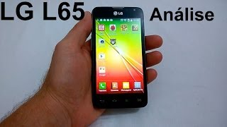 LG L65 - Análise do Aparelho [Review Brasil]