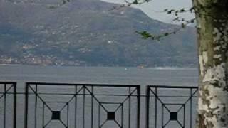 preview picture of video 'Canadair sul Lago Maggiore'