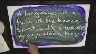 Language Learning Quotes: Wade Davis Defines Language