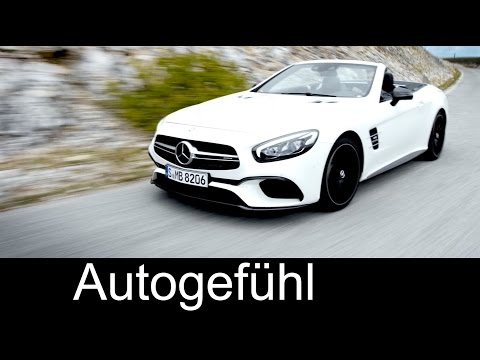 Mercedes-AMG SL63 new 2016 Facelift Sound Exterior Interior Preview - Autogefühl