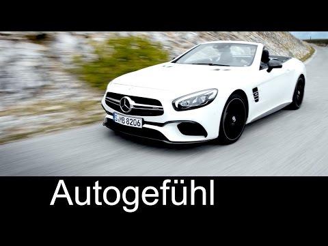 Mercedes-AMG SL63 new 2016 Facelift Sound Exterior Interior Preview - Autogefühl
