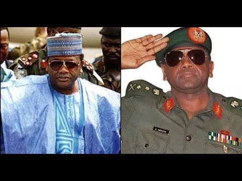 How General Sani Abacha transformed Nigeria's economy, allegedly looted billions and died