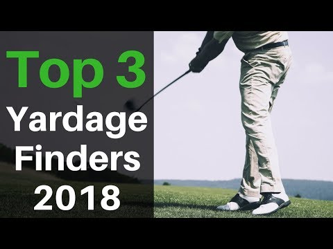 Best Golf Rangefinder Reviews For 2018: GPS Or Laser?
