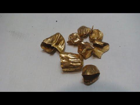 аффинаж золотых зубов 7 грамм