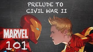 New Arguments Rise – Civil War II
