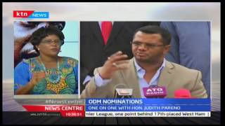 NewsCenter: ODM Nominations 16/11/2016