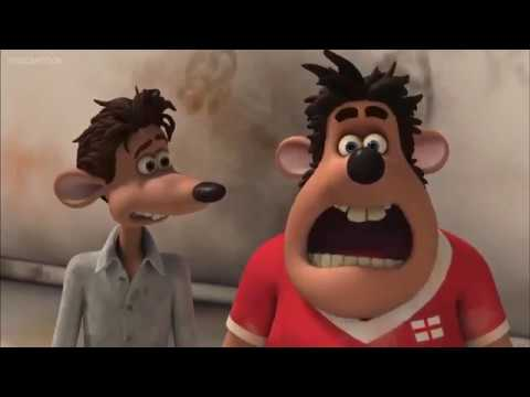 Flushed Away Roddy Figures it Out