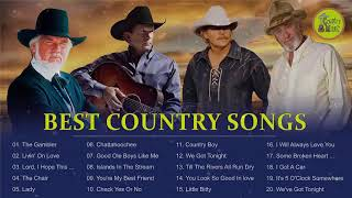 Kenny Rogers, Alan Jackson, Don Williams, George Strait Greatest Hits - Best Classic Country Songs