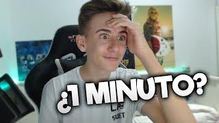 😱¿GANO UNA PARTIDA DE SKYWARS en 1 MINUTO?😱 - SKYWARS MRDEIVID