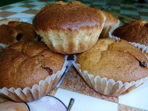 Рецепт кексiв на сметанi