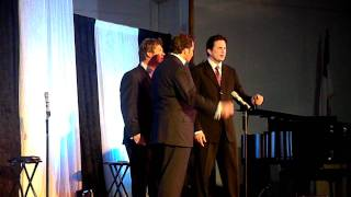 "Booth Brothers - Hymn Medley & ""Living Water, Bread of Life"""